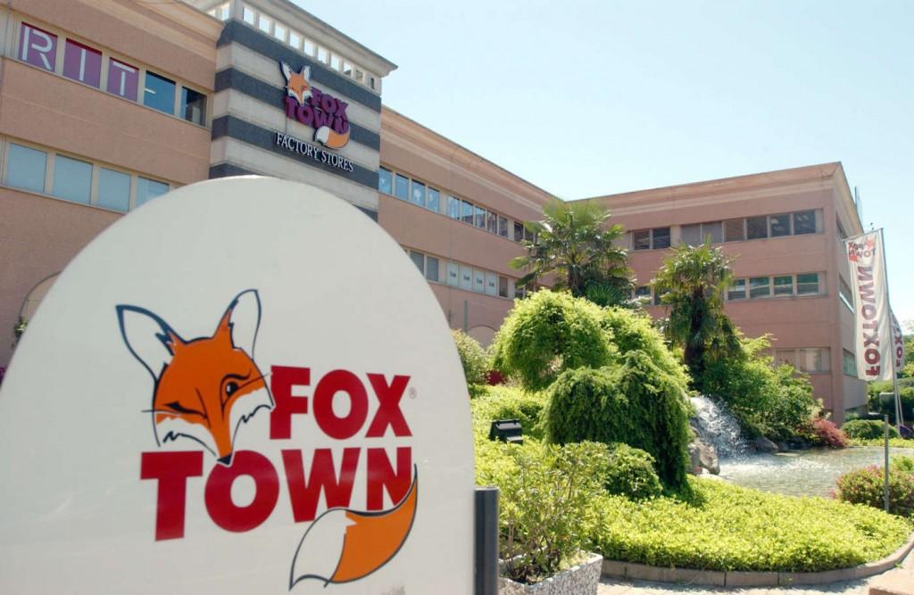 Mendrisio: Fox Town