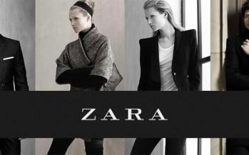 Zara Outlets in der Schweiz um im Ausland