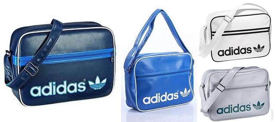 Sportlich unterwegs mit der Adidas Umhängetasche