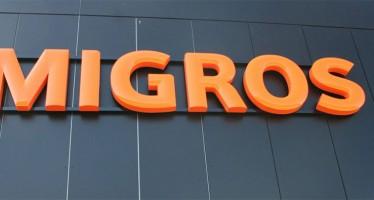 Die Outlets von Migros