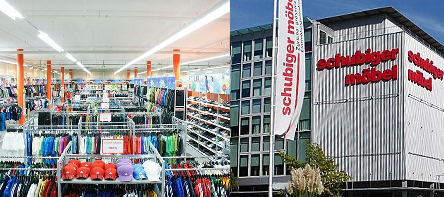 Outlets In Regensdorf Schubiger Sport Fabrik Und Modeartikel