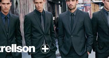 Strellson Outlet in Kreuzlingen –  Businessmode, Anzüge und Casual Wear für Männer
