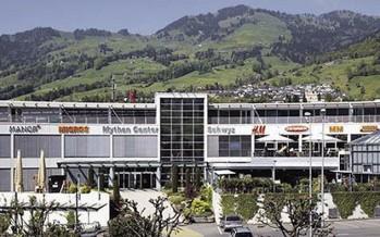 Mythen Center Schwyz – Das moderne Shoppingerlebnis
