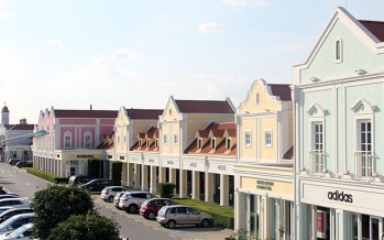 Das Designer Outlet in Parndorf