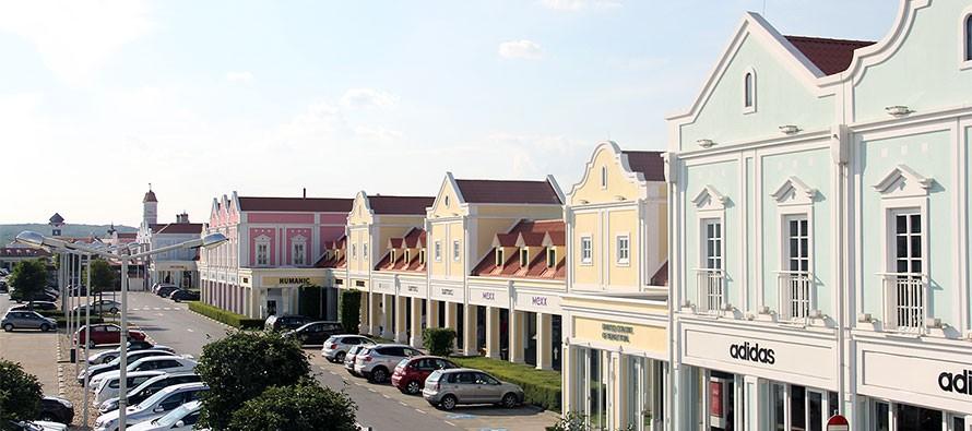 Das Designer Outlet in Parndorf