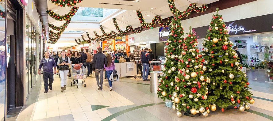 Weihnachtliches Einkaufsvergnügen im Designer Outlet Landquart
